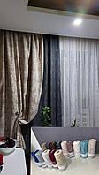 Плотные шторы в спальню,залу мрамор Турция(цвета в ассортименте)