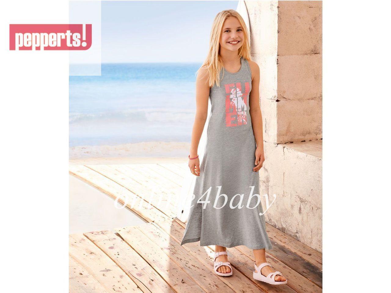 Летний сарафан платье Pepperts 6-8 лет, рост 122-128