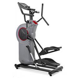 Орбитрек-cтеппер электромагнитный Hop-Sport HS-100s Strive для дома и спортзала с нагрузкой до 120 кг