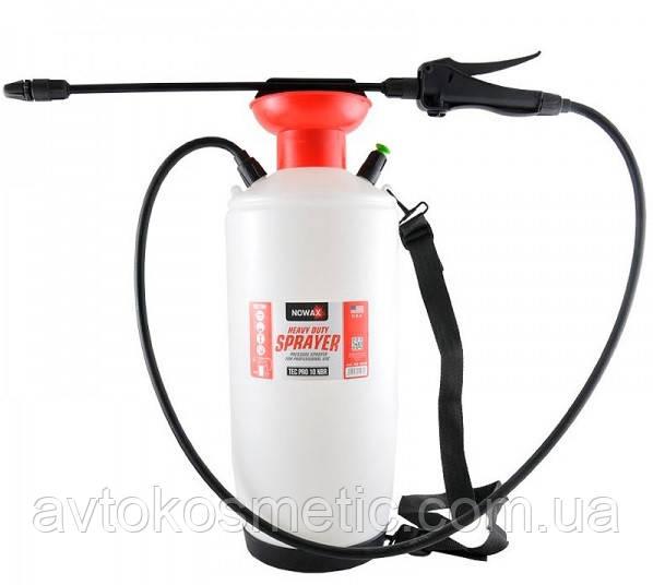 Помповий хімічностійких розпилювач NOWAX Heavy duty sprayer TEC PRO 10 NBR