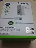 Зарядное устройство для Belkin iPhone 6/6+/5, 5s / iPad air