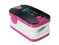 Пульсоксиметр RPO-8B цветной OLED дисплей, индекс перфузии
