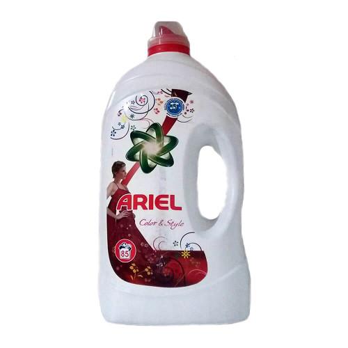 Порошок стиральный гель Ариель КОЛОР Color & Style