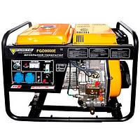Электрогенератор 7 кВт Forte FGD9000E (63492)
