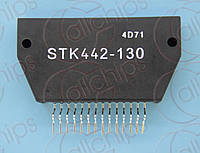 УНЧ Sanyo STK442-130 HYB14