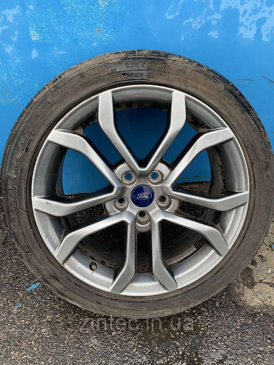 Продам диски с резиной и датчиками Ford Fusion