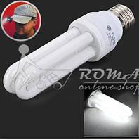 5шт.Энергосберегающих ламп-ЭКОНОМОК+светодиод LED