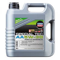 Синтетическое моторное масло - SPECIAL TEC AA 5W-30 4 л.