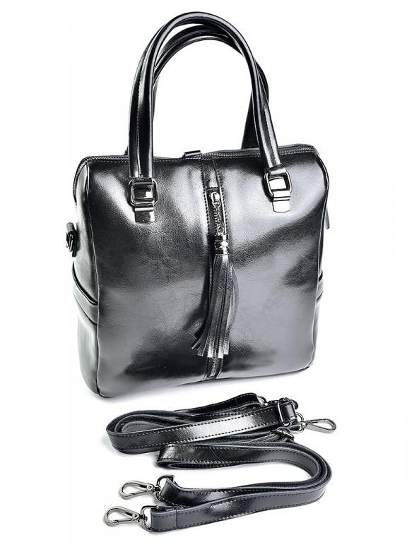 Сумка-рюкзак женская из натуральной кожи!
