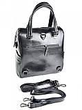 Сумка-рюкзак женская из натуральной кожи!, фото 3