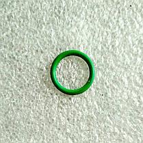 Кольцо уплотнительное ТНВД 337 нагнетательного клапана ТНВД 337 (зелёное), фото 2