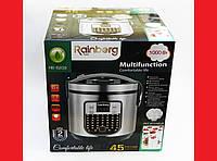 Мультиварка Rainberg RB-6209 45 программ йогуртница 6L 1000W