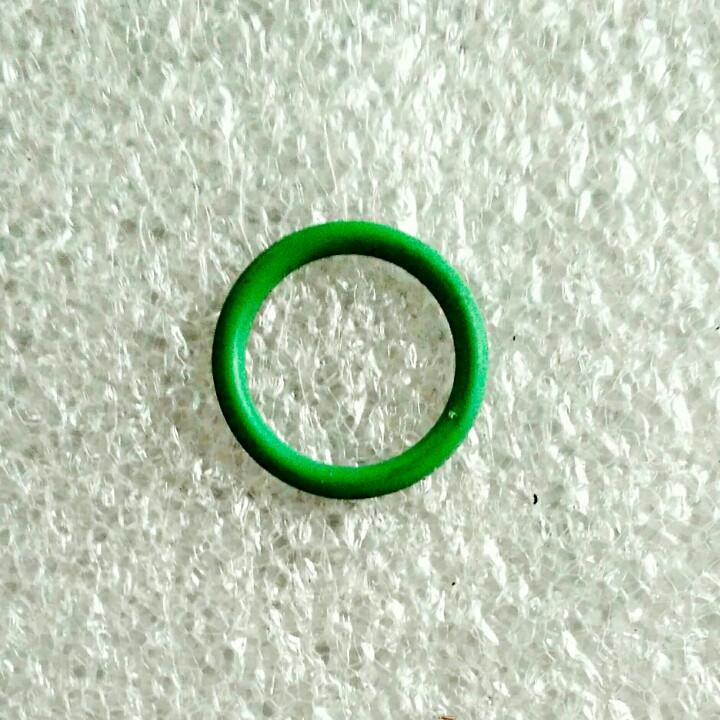 Кольцо форсунки КамАЗ 33.1112342 (зелёное)