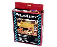 Накидка на сиденье для животных Pet Seat Cover Black