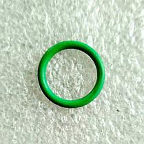 Кольцо уплотнительное секции ТНВД КамАЗ 33.1111069 (зелёное), фото 3