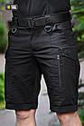 M-Tac шорты Conquistador Flex Black, фото 7