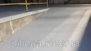 Краска для бетонных полов АК-11 синий, фото 2