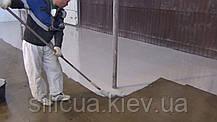Краска для бетонных полов АК-11 чёрный, фото 3