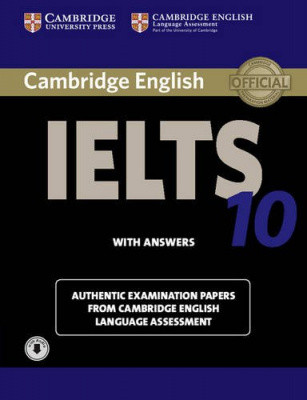 Cambridge Practice Tests IELTS 10  with Downloadable Audio