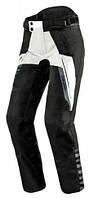 Мотобрюки текстильные женские Rebelhorn Hiker II черный / серый, M
