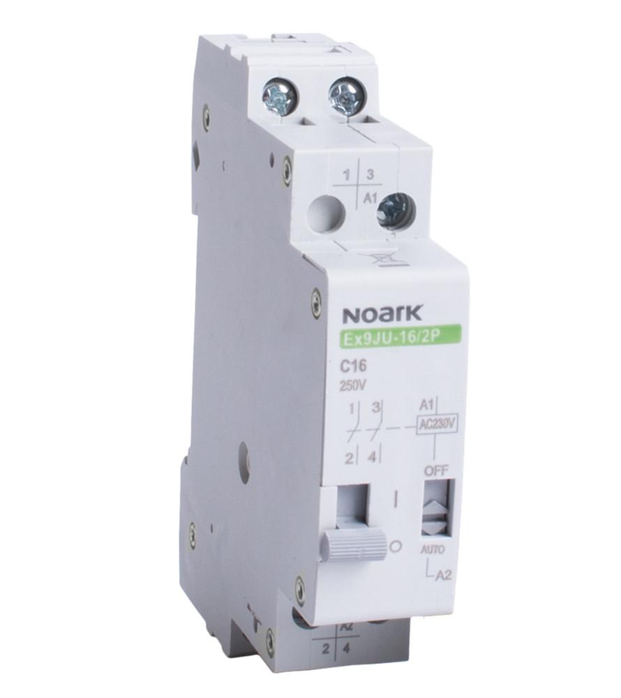 Імпульсне реле Noark 16А 24VDC 2p Ex9JU-16/2P DC24V 110284