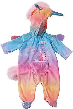 Одяг для ляльки Baby Born - Райдужний Єдиноріг Zapf Creation 828205