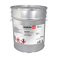 Поліуретанова фарба(емаль) антикорозійна Haering HAERAPUR 2K-Einschichtlack B5/ Германия