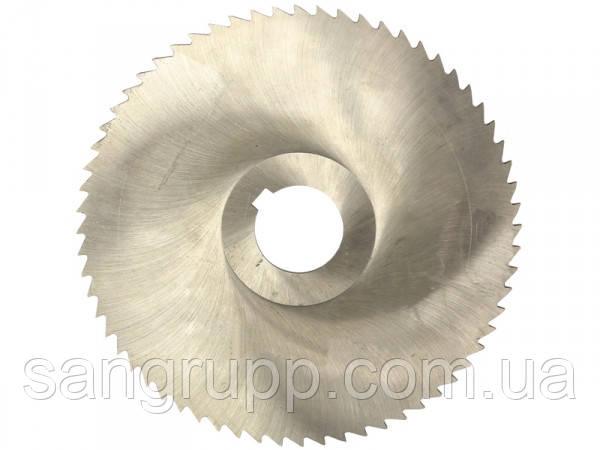 Фреза дисковая отрезная 160х1.6 мм z=64