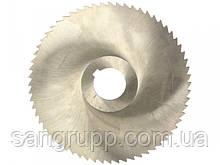 Фреза дискова відрізна 160х1.6 мм z=64