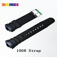 Ремешок на часы Skmei 1068 черный, фото 1