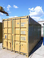 Контейнер морской 20 40 45 футов в Одессе. Продажа аренда контейнеры морские рефрижераторы