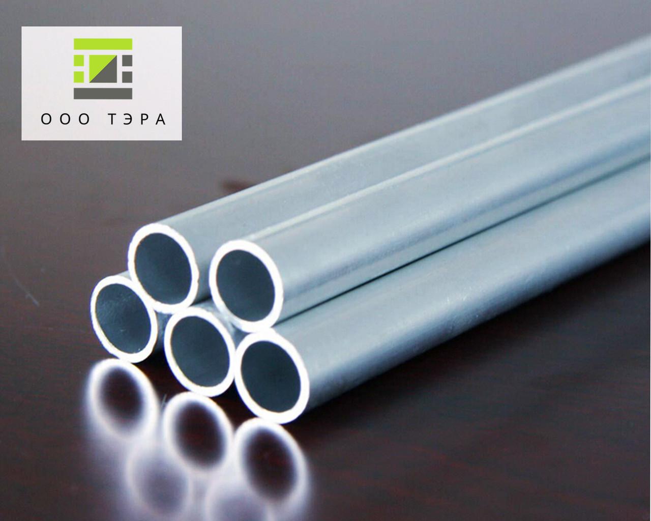 Труба  алюминиевая 10 х 0.5 мм Д16АТ