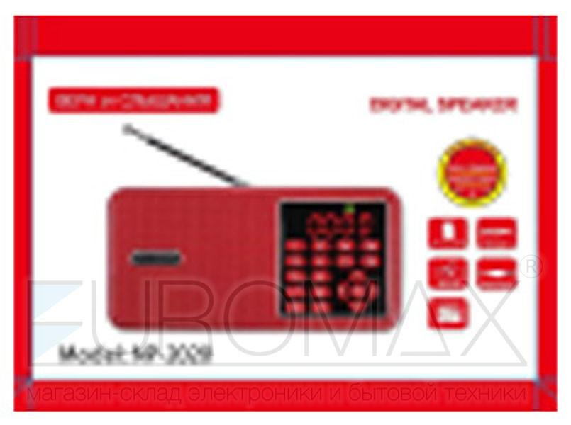 Радио MP3/USB 96шт C862