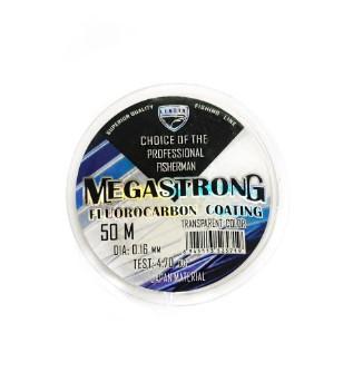 Волосінь MEGASTRONG (CONDOR) 50m 0.22 mm