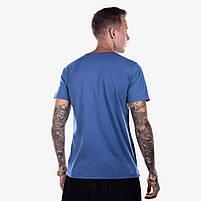 Футболка мужская MY DARLING синяя, фото 2