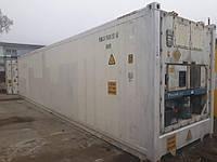 40-футовый рефрижераторный контейнер, reefer 40ft