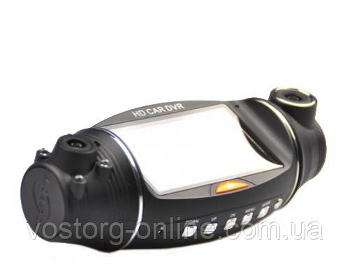 Автомобильный видеорегистратор Х 310 /2 камеры, авторегистраторы, автоэлектроника, автомобильные видеосистемы - Интернет-магазин Восторг Онлайн - товары для различных людей! в Киеве