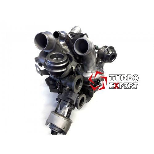 Турбина Lancia Phedra 2.2 HDI FAP 170 HP 778088-5001S, 769901-5003S, DW12B, 0375P1, 9685400108002, 2007+
