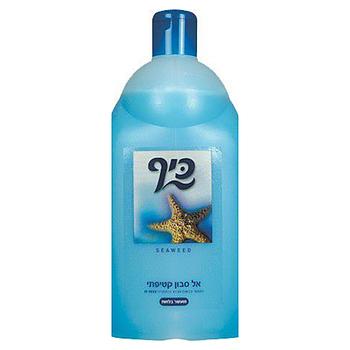 """Жидкое мыло """"Морские водоросли"""" KEFF 1 л"""