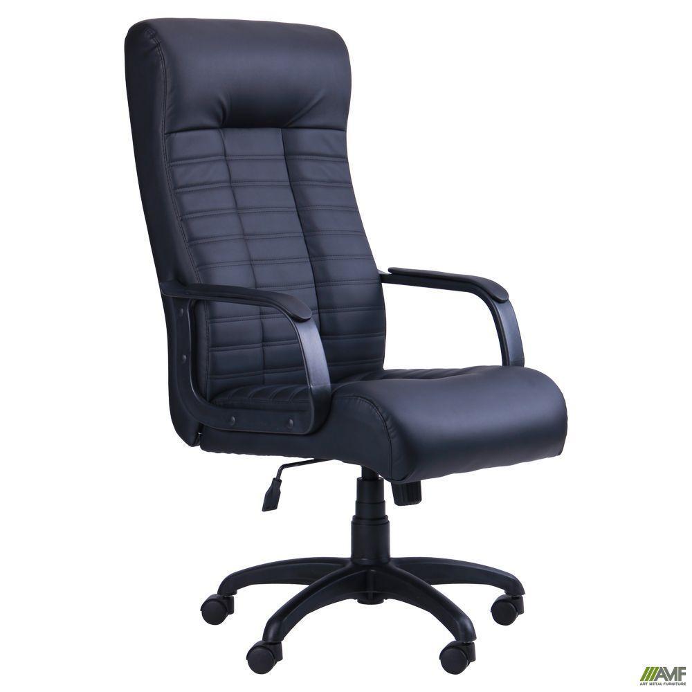 Кресло офисное AMF Атлетик Софт Tilt чёрное