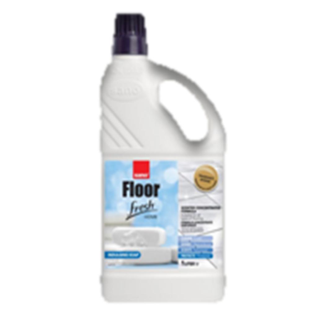 Концентрированное средство для мытья пола Мыло 2 л