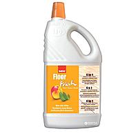 Ароматизированная жидкость для мытья всех типов полов Персик 2л