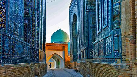 Сотрудничество с Узбекистаном