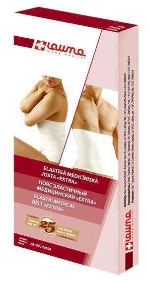 Пояс Extra эластичный медицинский 70108 (р.7 XXXL)