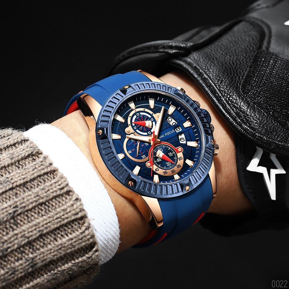Наручні чоловічі годинники MiniFocus MF0244G