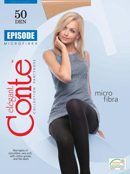Колготки Conte Episode 50, р.3 (bronz)
