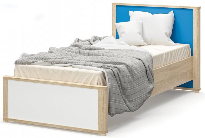 Кровать 900 Лео Мебель Сервис