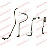 Комплект трубок высокого давления ЮМЗ гнутые (комплект 4 шт) (Д65-16С18-21), фото 2