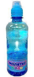Вода питьевая Малыш 0,33л