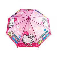 "Зонтик детский ""Hello Kitty: поезд"", d = 86 см (CEL-262)"
